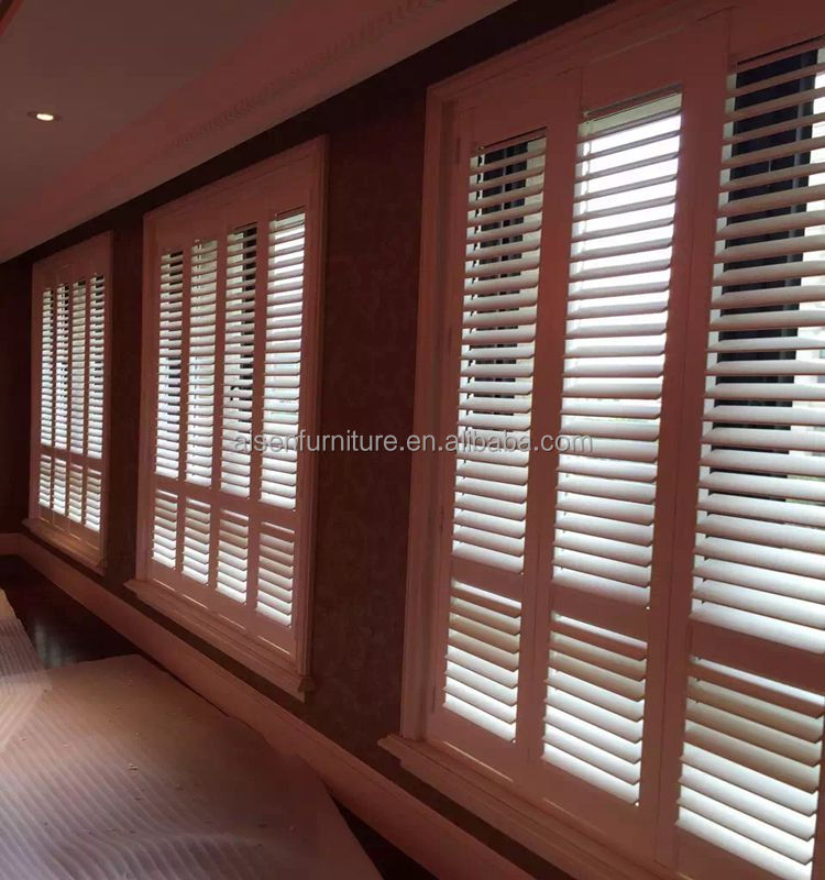 Stylish Waterproof Country Woods Blinds Vinyl Plantation Shutters Buy Vinyl Shutter Parts