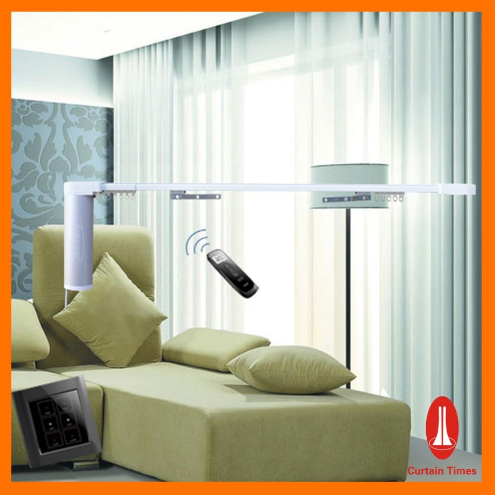 Electric Curtain Motorized Curtain Automatic Curtain