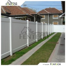 High Strength Decorative Villa Fence, Pvc Privacy Fence, Fence Wall