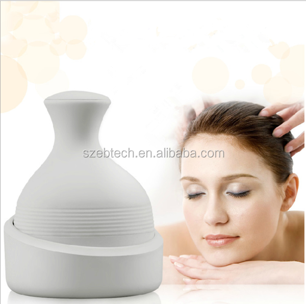 health care shenzhen factory new design electric head massager, massager for whole body, head massager with four heads