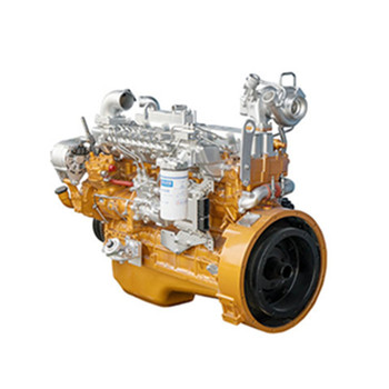200HP water cooling YUCHAI YC6J200-T3 diesel engine
