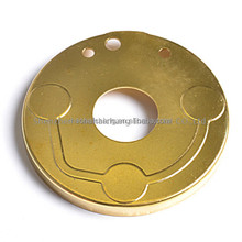 Electric Iron OEM high pressure square galvanized stainless steel tube flange