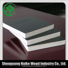 18mm cheap price film faced wood for construction plywood