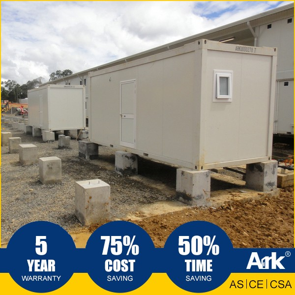 Ark Flatpack Long Lifespan Top Quality Good Price commercial field Bunkhouses