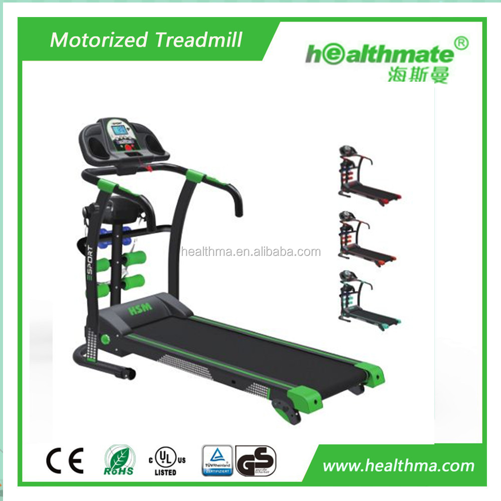 New 2016 Hot selling electric treadmill outside