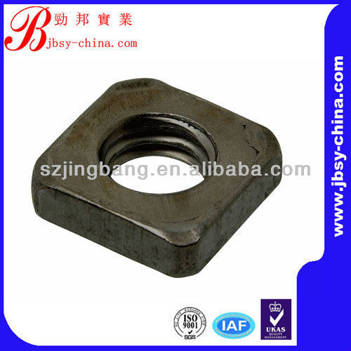 M4 square nut m4 insert nuts square weld nut