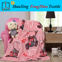 high quality baby summer blanekt close skin air conditioning blanket