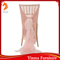 China manufacturer chair sashes jenny bridal for restaurant