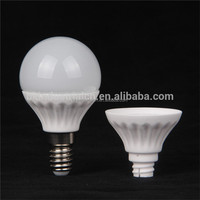 Ghana 3W Aluminum AC50/60Hz Crystal warmwhite LED Bulb Parts with long life