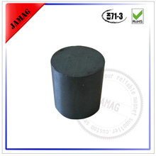 CHS 521 anisotropic round ferrite magnet for sale