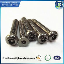 Torx stainless steel m24 bolt specifications