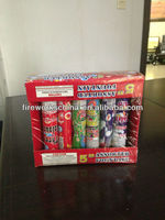 Assorted Fireworks fountain for new year