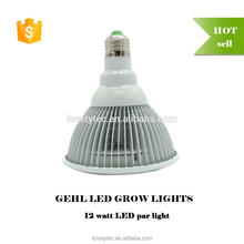 Multifunctional 1200w high power spider cob led grow light with high quality
