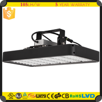 240w Aluminum Fixture Led High Bay Industrial Light 8 Years Warranty