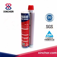 Xinchor XQ-360E RE500 pure epoxy resin based injection chemical anchor for concrete