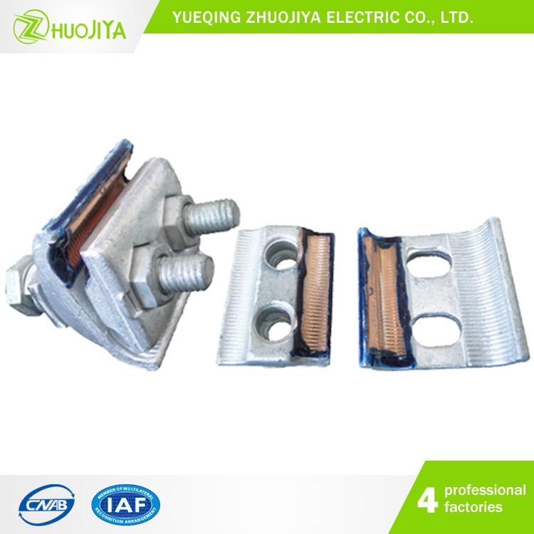 Zhuojiya hardware best brand bimetal pg parallel groove