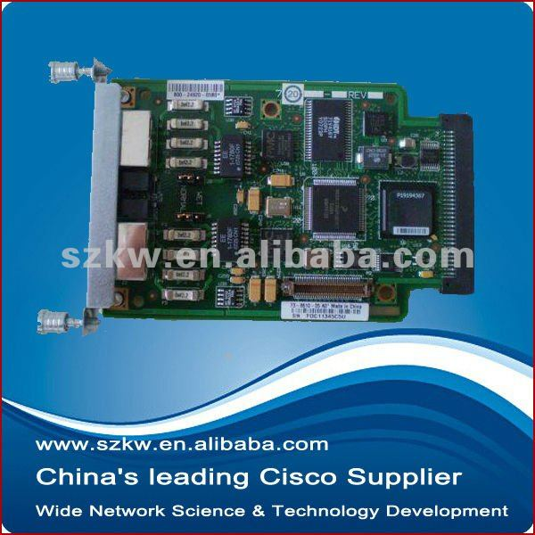 Original Brand New cisco module VWIC-2MFT-G703