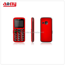 Popular senior phone/chipset MTK6261 bar style mobile phone