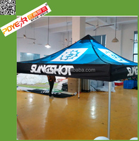 EZ POP Up Canopy 10x10 Commercial EZ POP UP Tent + 4 Walls+Dust Cover+awning