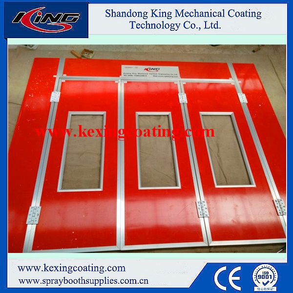 CE Approved High Quality Cheap Car Paint Booth for Sale
