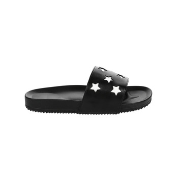 CX100NS04 super comfortable pentagram design pu sandals