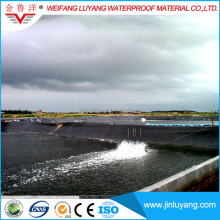 EPDM Rubber Waterproof Sheet Membrane for Liner to Build Outdoor Water Pond