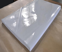 SELF ADHESIVE PVC VINYL FILM WITH OIL GLUE