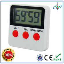 Cheap factory price black outdoor kitchen digital timer in Shenzhen