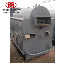 Quality coal fired light chain grate thermal conduction oil boiler for home