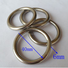 High Quality Round Shape Metal Ring For Bag Handle