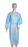 JC2007 Supply for Hospital Surgical Isolation Gown