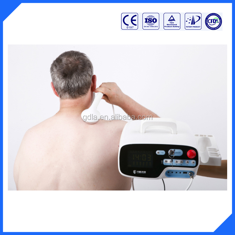 home use arthritis and osteoarthritis rehabilitation device (LLLT) cold 808nm laser acupuncture laser pen 810nm