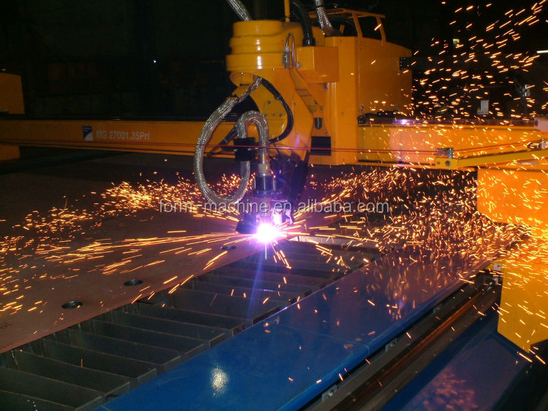 high speed CNC Cantilever Type Flame/Plasma Cutting Machine