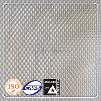 light weight heat resistant materials, double sided fiberglass insulation, glass fiber for concrete