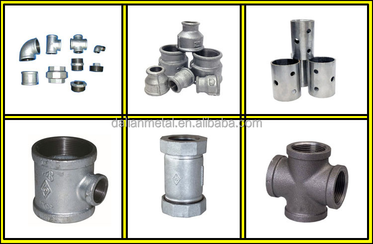 China ductile casi iron pipe fittings with good price