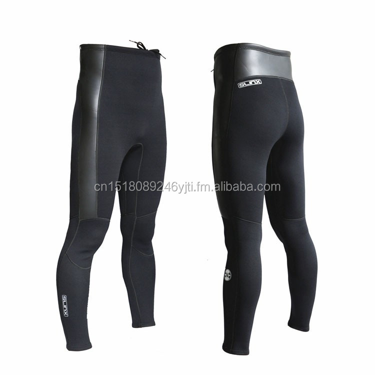 2mm super warm unisex diving pants elastic CR neoprene (6).jpg