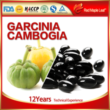 Body Slim Chinese Herbal 98% Garcinia Cambogia HCA Extract Softgels