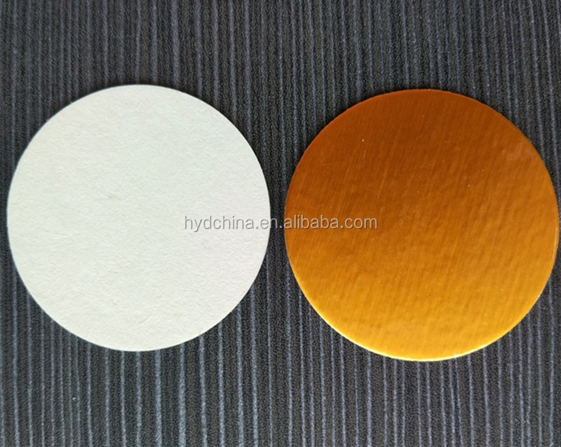 alu foil induction seal for cosmetics