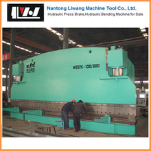series WC67Y bending machine for the aluminum profile