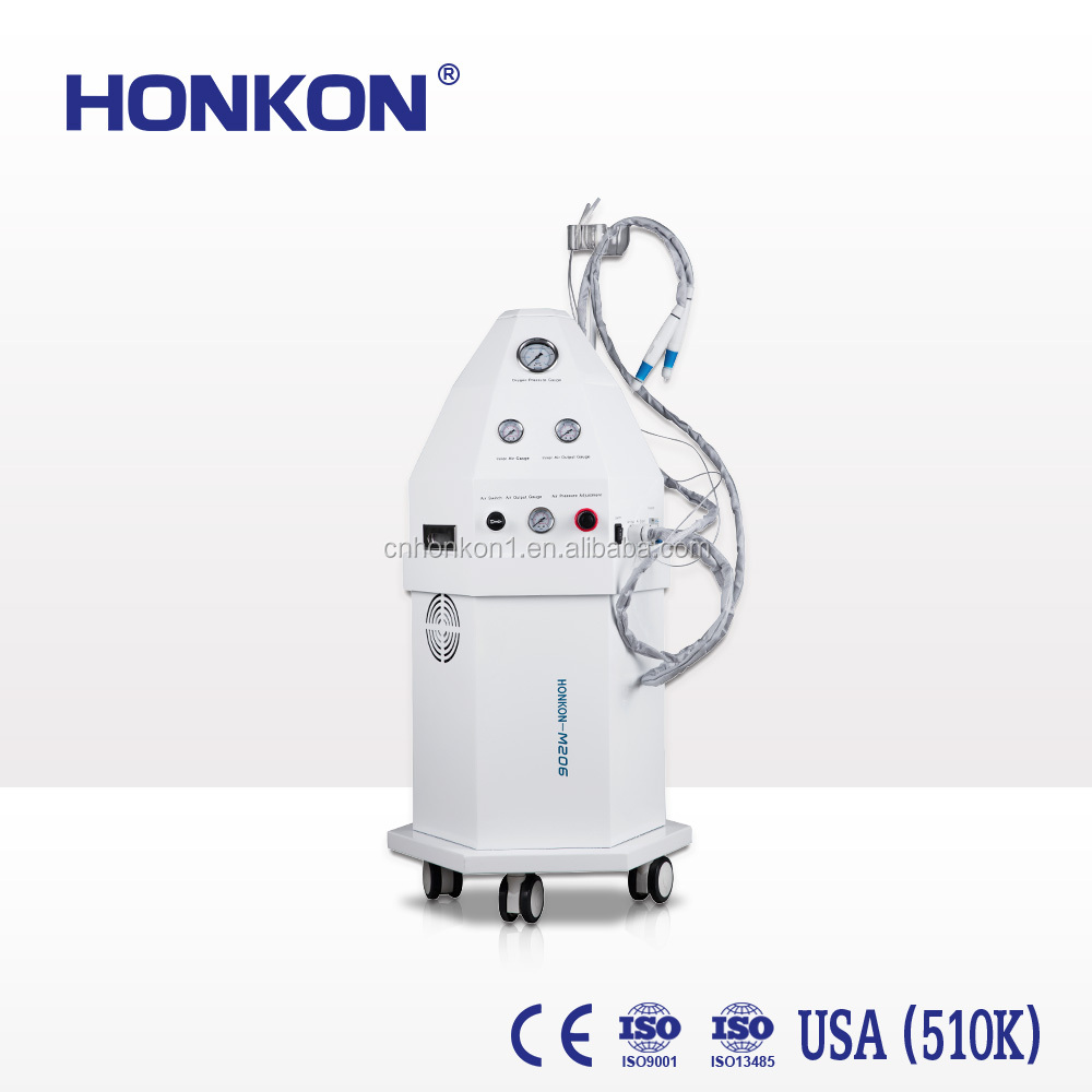 HONKON M06 Water Oxygen Skin Rejuvenation Equipment for Clear Use