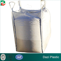 2 ton reusable plastic jumbo big bag for cement