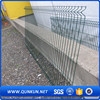 Hot sale black powder bending garden fencing