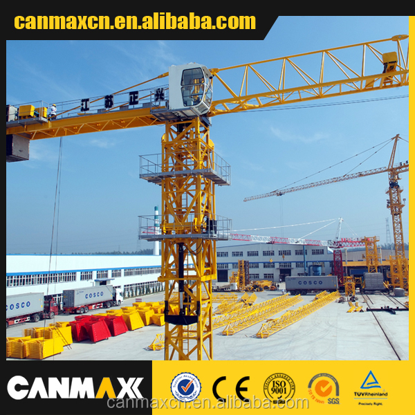 Good quality QTZ801(TC5613)tower crane 91