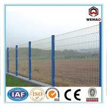high quality Galvanized welded fence/wire mesh fencing golden supplier from China