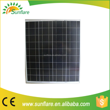 2015 new style low price 70w poly solar panel with full certificate