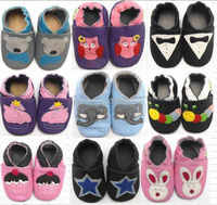 wholesale soft sole baby leather shoes,children shoes,baby leather shoes