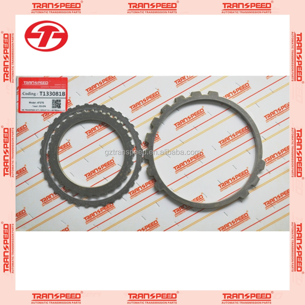 transpeed steel kit clutch dics for ford 4f27e model automatic transmission