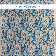 Fashional Delicate Blind Narrow Rayon Vertical Import Lace Fabrics