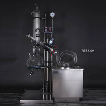 2017 Latest 5L 10L 20L 50L Multiple Effect Rotary Evaporator