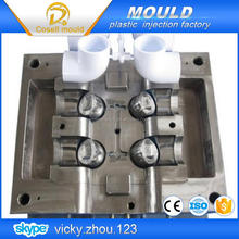 pipe mould forging /plastic injection mold/ two cavity mold